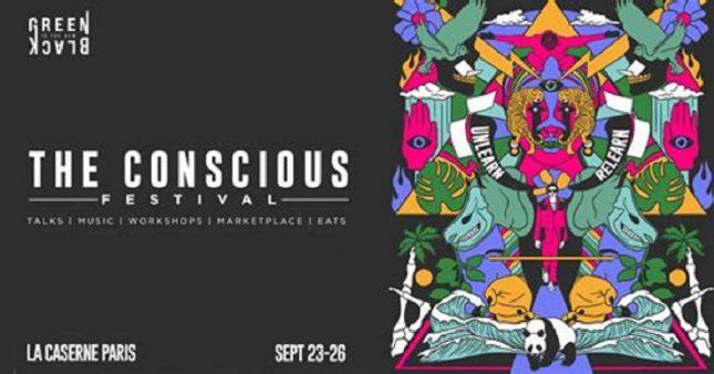 Au Conscious Festival, cet automne à Paris, on éveille les consciences