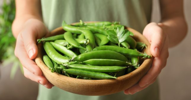 Antigaspi: comment cuisiner les cosses de fèves et de petits pois?