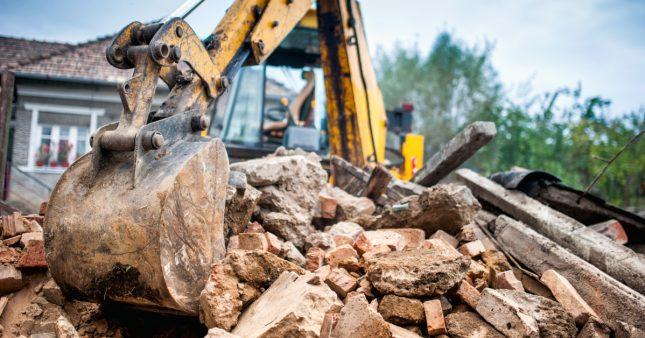 Déchets du bâtiment: la lutte contre les dépôts sauvages s'intensifie