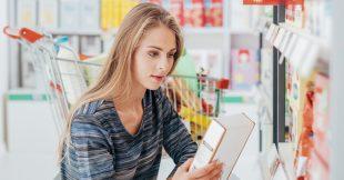 Marketing alimentaire : toujours trop de fausses allégations de santé sur les produits !