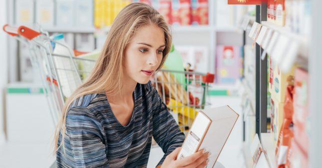 Marketing alimentaire: toujours trop de fausses allégations de santé sur les produits!