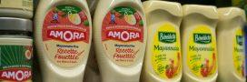 Arnaque sur l'étiquette : mayonnaise allégée ? Foodwatch a pesé le sucre et le sel ajouté...