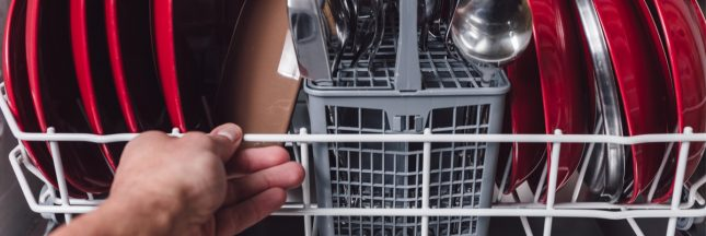 nettoyer lave-vaisselle