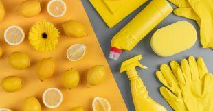 Quels aliments peut-on utiliser pour faire le ménage ?