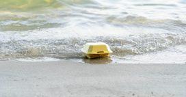 Pollution plastique: La restauration à emporter pointée du doigt