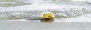 Pollution plastique : La restauration à emporter pointée du doigt