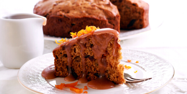 sticky toffee pudding recette