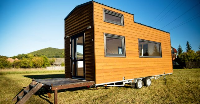 Comment aménager une tiny house?