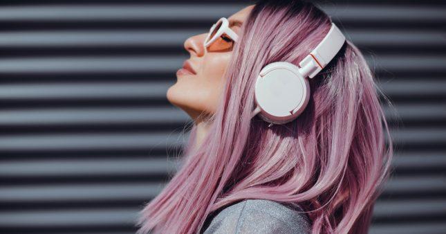 Blanc, rose brun… les bruits pour aller mieux