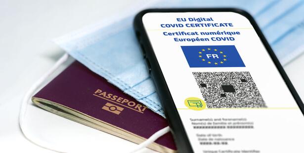 europe pass sanitaire