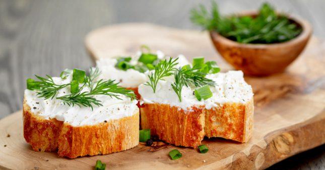 Recette: fromage ail et fines herbes maison
