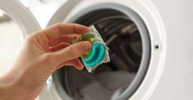 Capsules de lessive: pas aussi biodégradables que les fabricants le prétendent