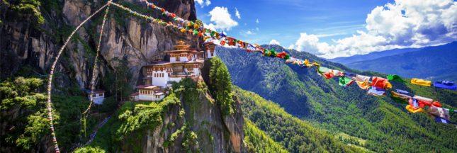 Bhoutan bilan carbonr négatif