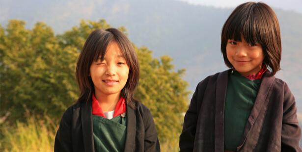 Bhoutan bilan carbone négatif