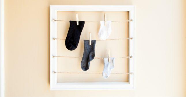 Perçons le mystère des chaussettes orphelines pour que ça n'arrive plus!