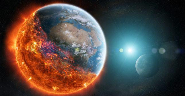 Sans l'interdiction des CFC il y a 30 ans, la Terre aurait certainement déjà brûlé