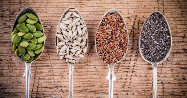 Adoptez les graines en cuisine: comment les conserver et les utiliser