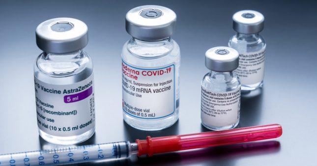 Vaccins anti-Covid-19: un chiffre d'affaires en milliards pour les labos