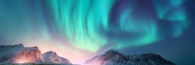 pôle magnétique