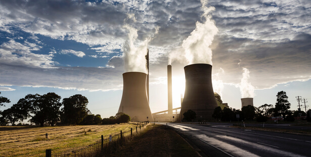 industrie pollution