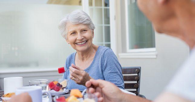 Alimentation des personnes âgées – Notre guide pratique