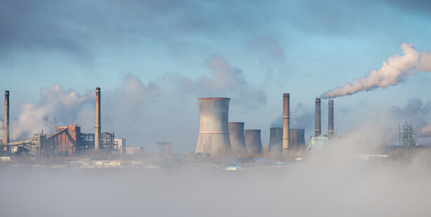 pollution de l'air europe