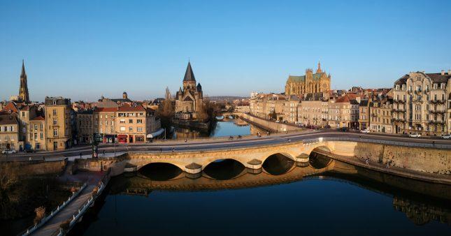 Le Top des villes françaises où il fait bon marcher : les piétons rarement bienvenus
