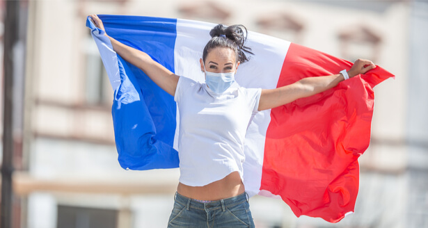masques made in France